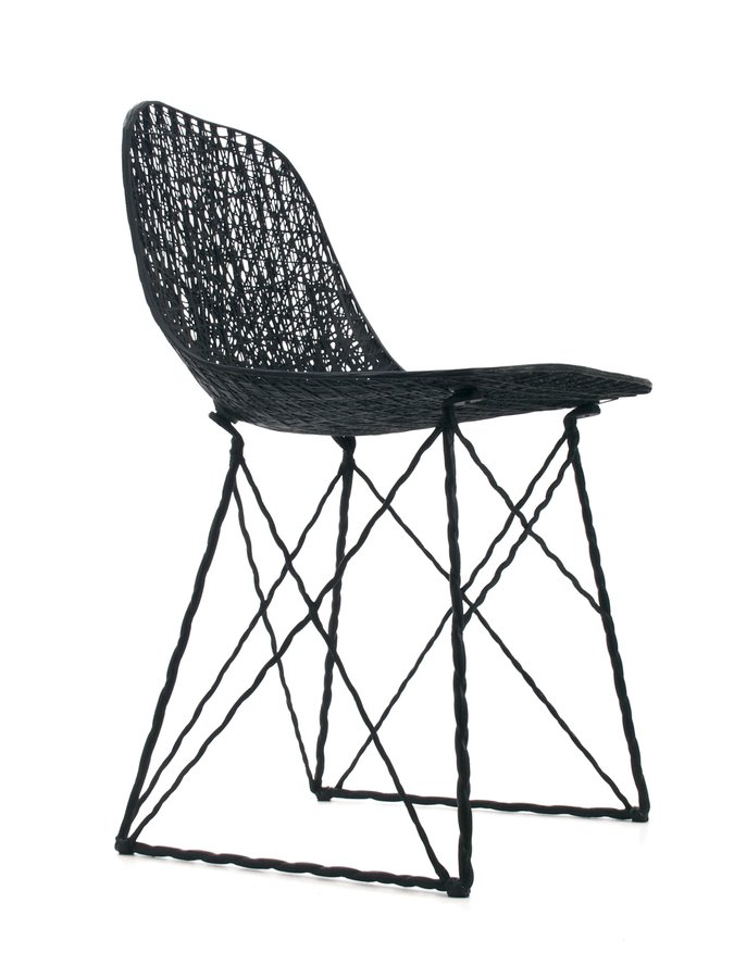 Charming Carbon Chair Of Bertjan Pot U0026 Marcel Wanders Speaks Of Dedicated  Craftsmanship In Connection To High Quality Materials Only Made Possible By  Personal ...