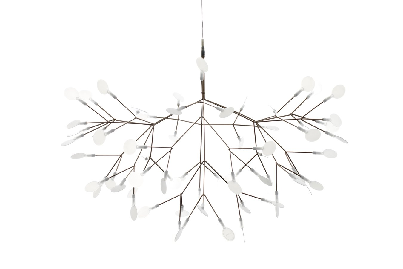 the best attitude 0ddfb 608db Heracleum II Pendant by Moooi — | ECC
