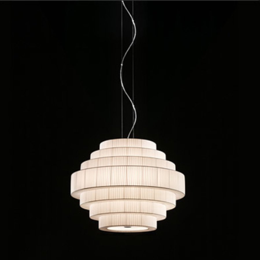 bover lighting. Bover Lighting. Pendant Lamp Releasing Diffused Light Through A Translucent Shade Of Hand Wrapped Polyester Lighting