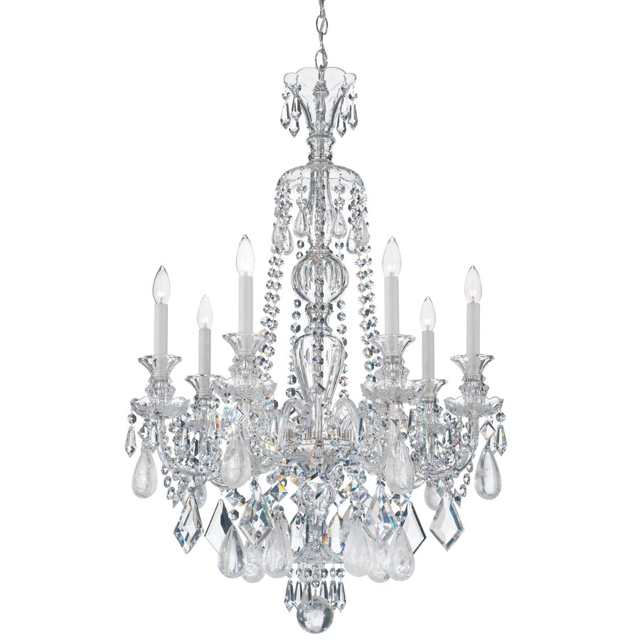 Hamilton Chandelier 7 Light By Schonbek Ecc