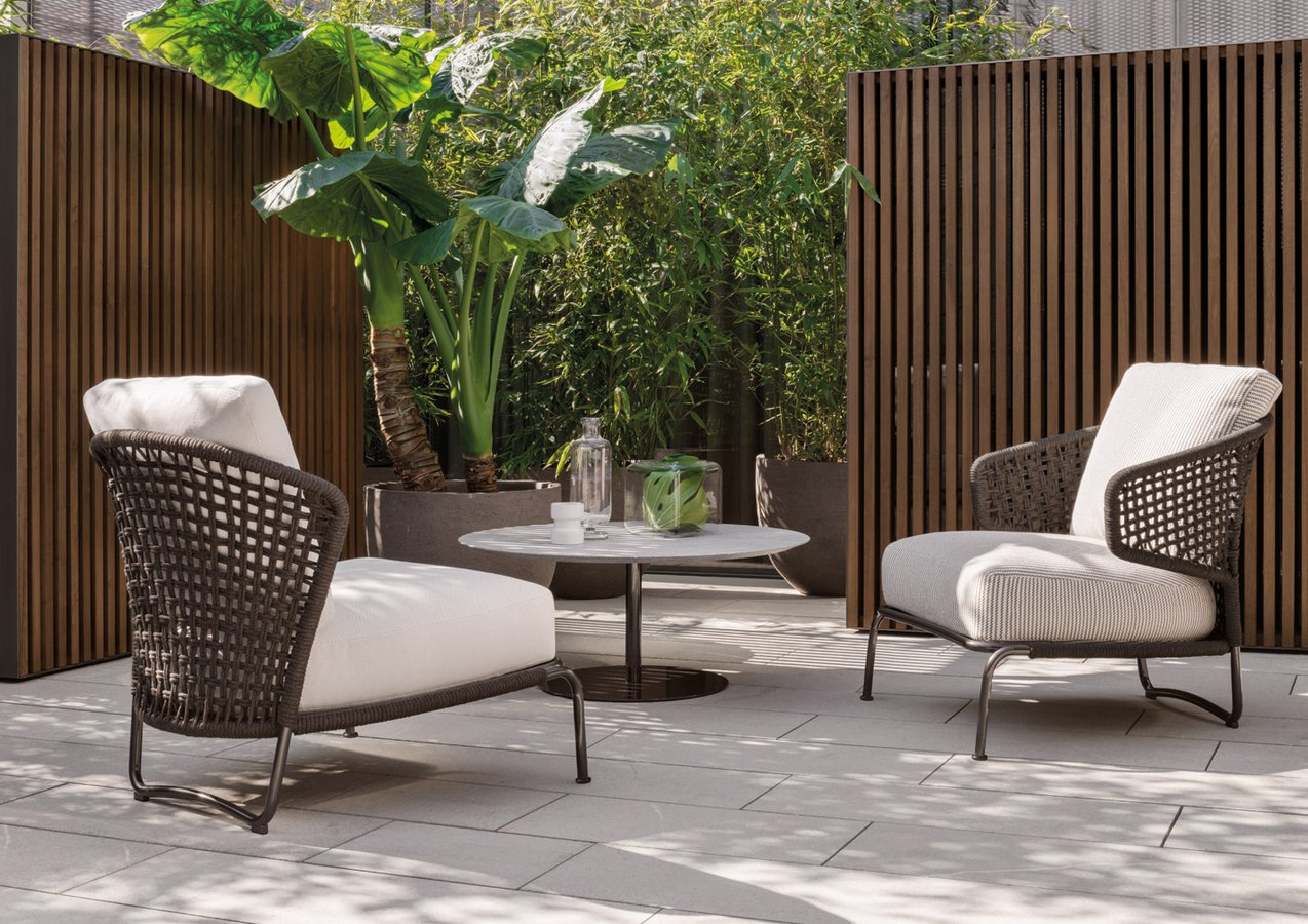 minotti outdoor furniture. Aston Is A Family Of Individual Pieces, Including Sofa, Daybed, Armchair, Poufs And Chairs, Custom Designed To Furnish Homes Public Spaces With Minotti Outdoor Furniture ECC