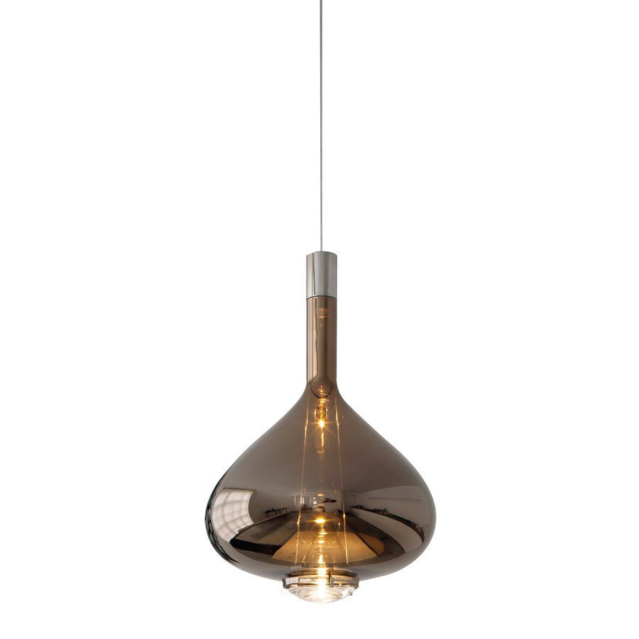 Studio italia design Studioitaliadesign Skyfall Is The Exclusive Collection Of Suspension Lamps By Studio Italia Design The Lamp Is Made Up Of Blown Glass And Chromed Metal Parts Available In 1001lights Skyfall Pendant By Studio Italia Design Ecc