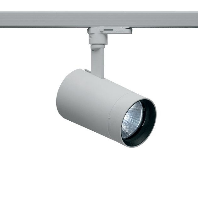 Architectural Led Track Lighting: Palco Small LED By IGuzzini —
