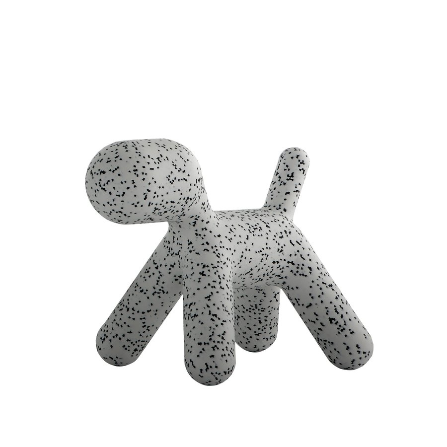 Puppy Is An Abstract Plastic Dog In Polyethylene And Appeals To Children  And Adults Alike. Magis Have Created The Puppy Chair To Be Suitable For  Both Indoor ...
