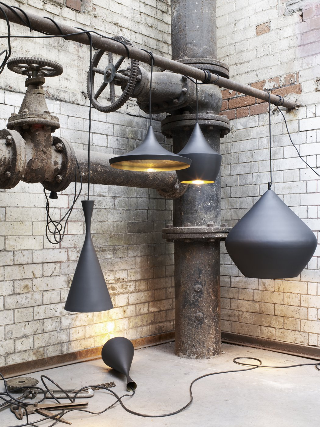 design classic lighting. inspired by the sculptural simplicity of brass cooking pots and traditional vessels used in india each light is spun handbeaten available a range design classic lighting o