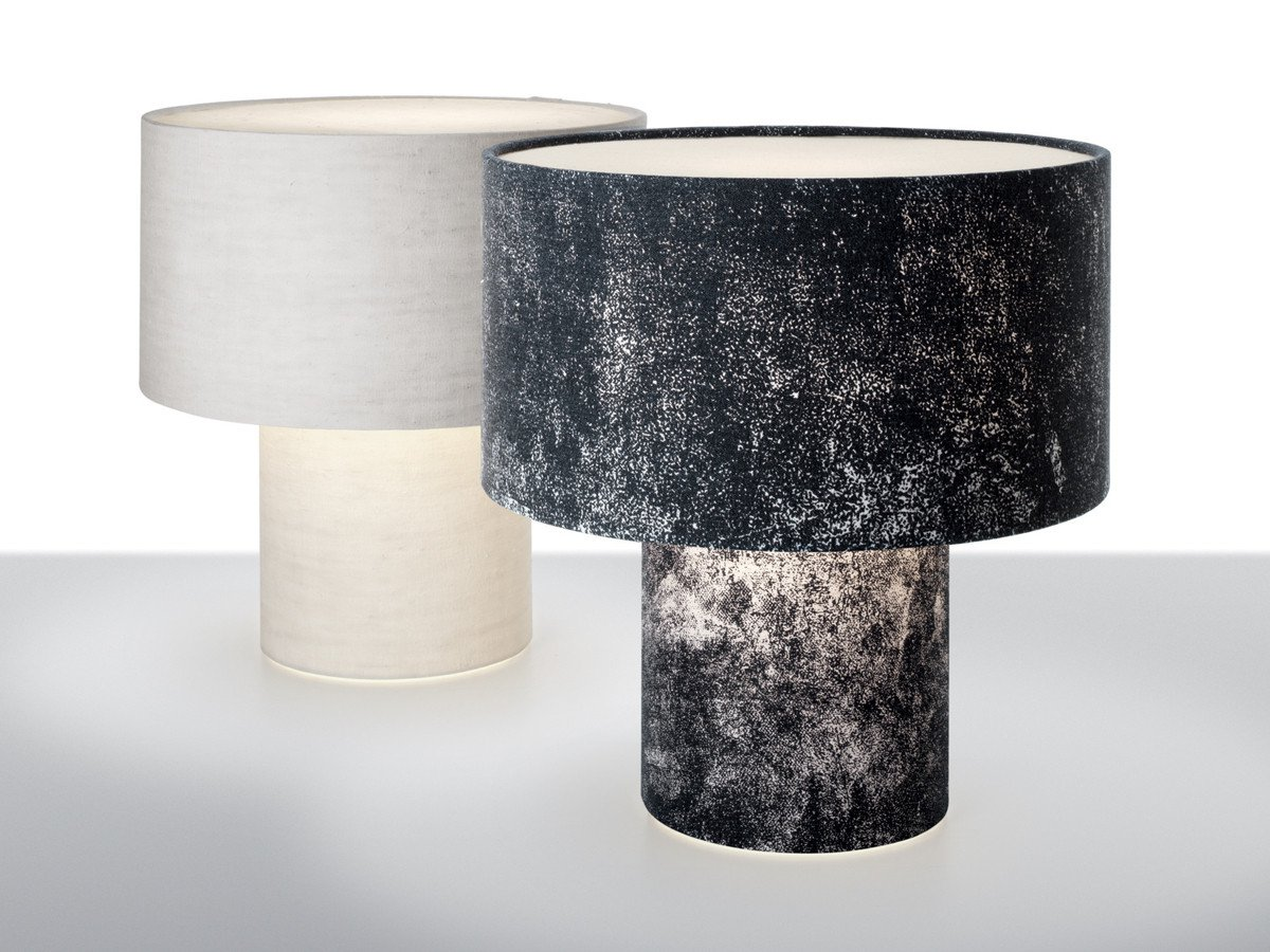 Pipe table lamp by diesel ecc luminous totems inspired by industrial piping hence the name dressed with casual chic fabrics this is a design idea that speaks the language of fashion aloadofball Image collections