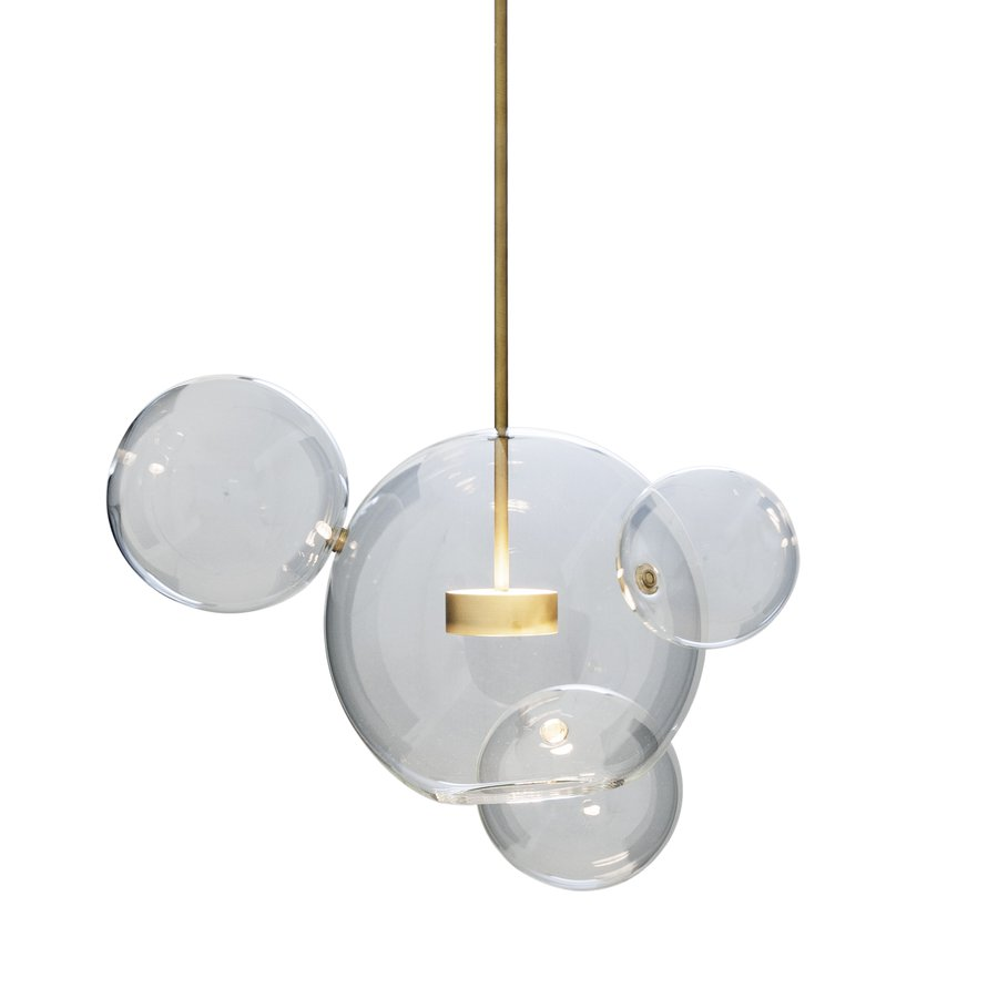 Bolle 4 Bubble Pendant By Giopato Amp Coombes Ecc