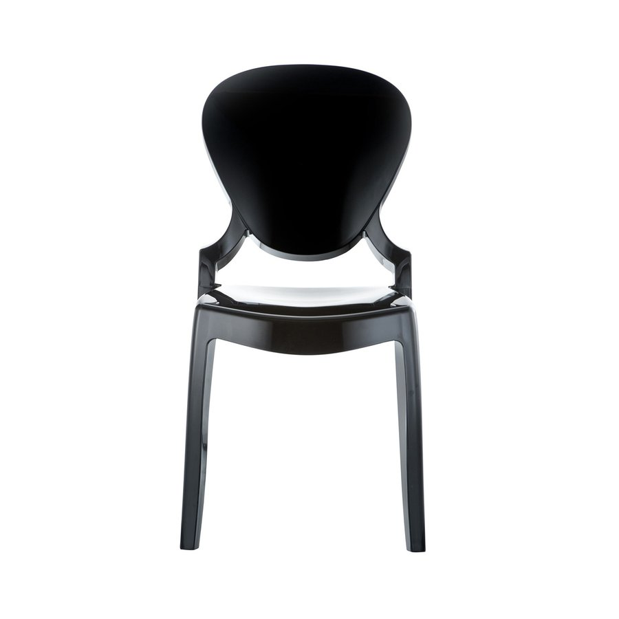 Queen Is Fully Made Of Polycarbonate, A Strong Material Suitable For Any  Habitat. The Chair Is Inspired To Traditional Models But Introduce A Touch  Of ...