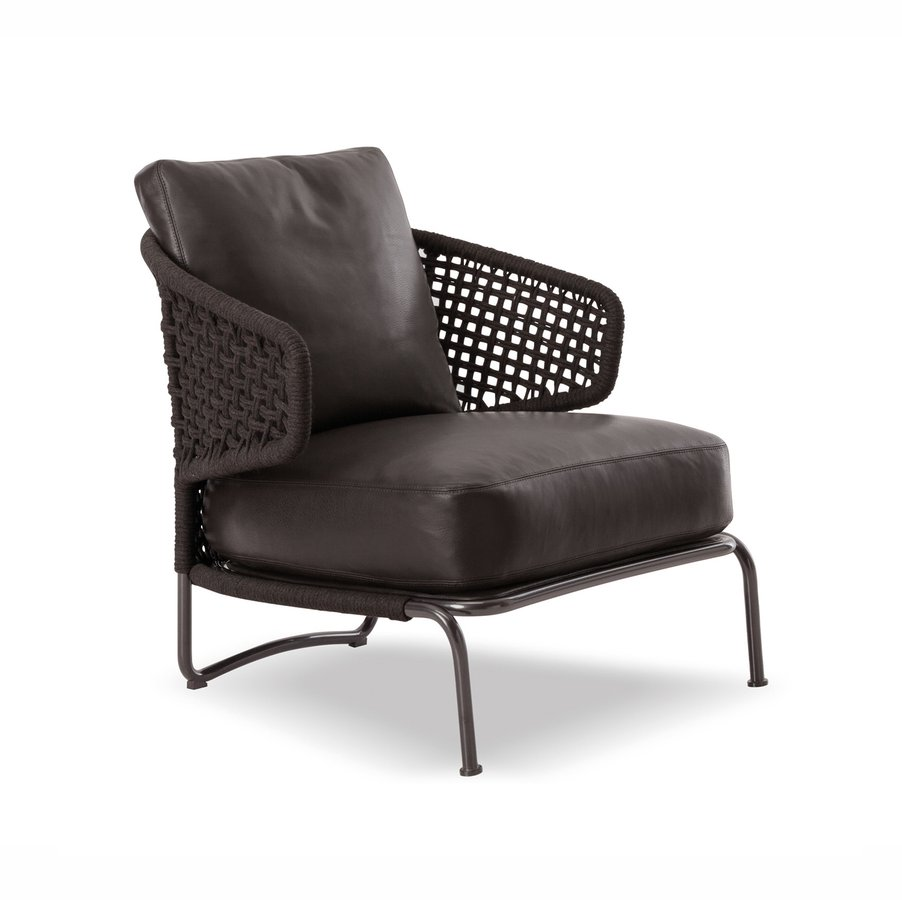 Aston Cord Chair By Minotti Ecc
