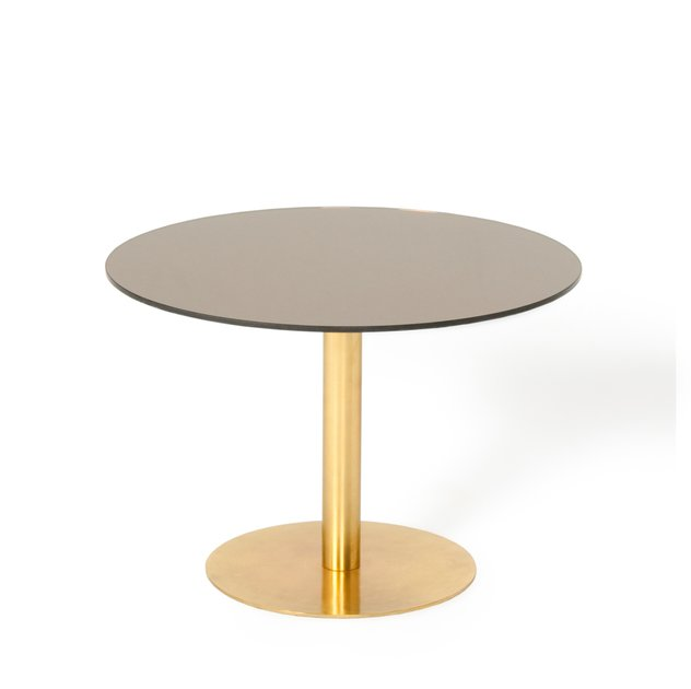 Bronze Coffee Table Nz: Flash Circle By Tom Dixon —