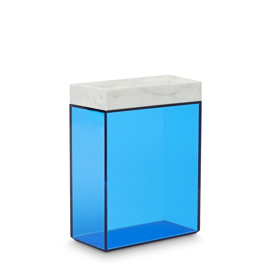 Lid Tall Glass Storage by Tom Dixon — | ECC
