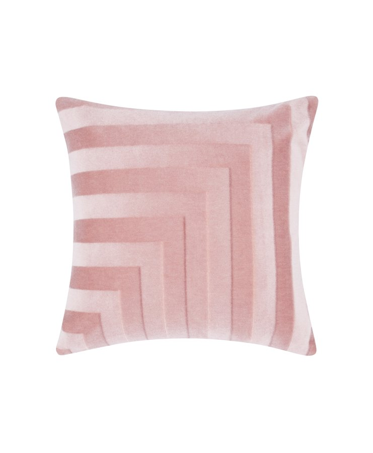 Deco Cushion Pink Slide By Tom Dixon Ecc
