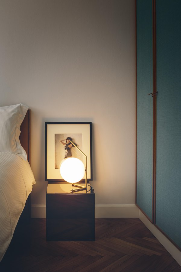 Ic t1 low table lamp by flos ecc more in table lamps mozeypictures Gallery