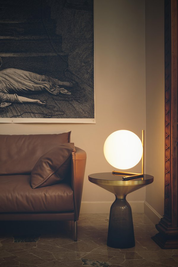 Ic t2 low table lamp by flos ecc more in table lamps aloadofball Choice Image