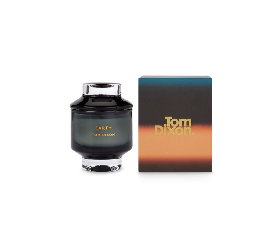 Scent Elements Candle Earth By Tom Dixon Ecc