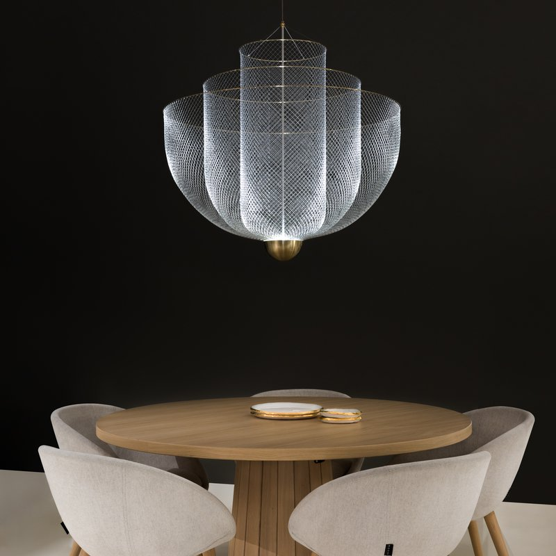 Meshmatics Chandelier By Moooi —