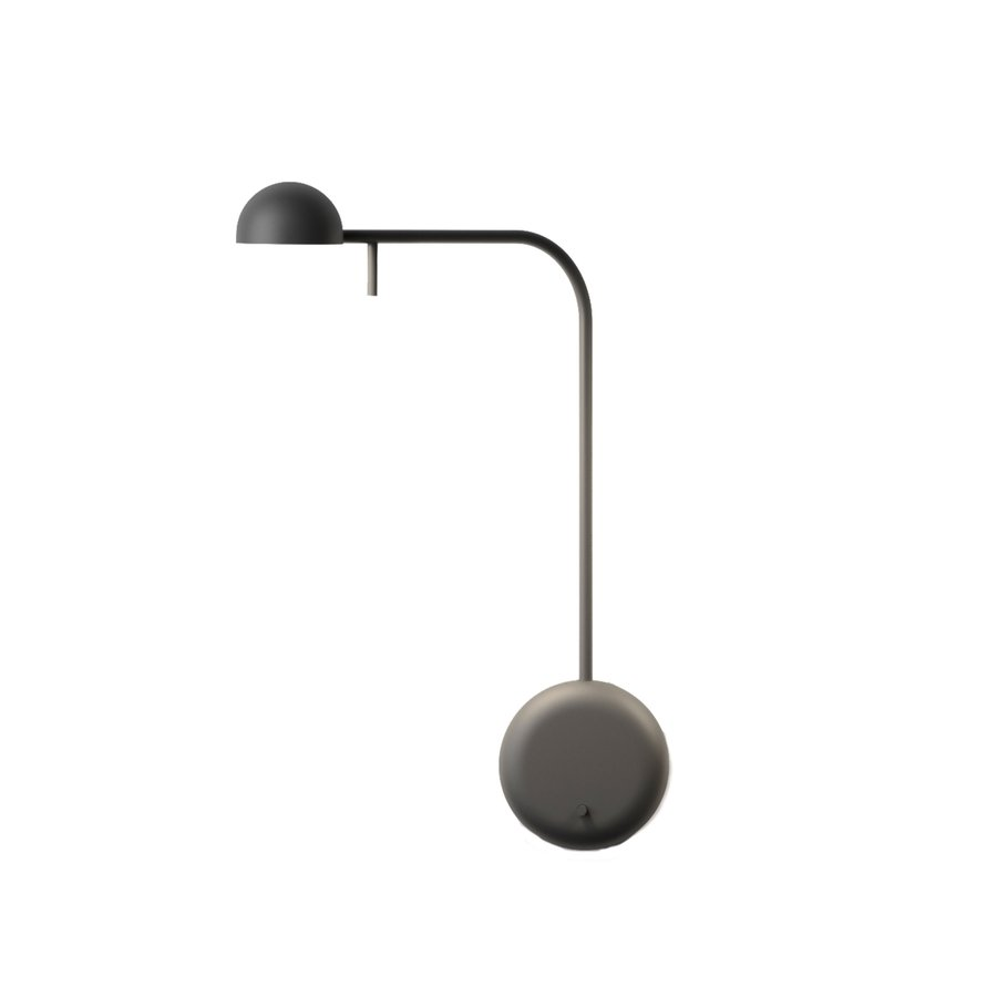 Pin Wall Lamp By Vibia Ecc Installing Mounted Lighting The Collection Of Lights Is Characterised Its Providing Both Indirect Ambient And A Focused Reading Light Which Can Be Installed In