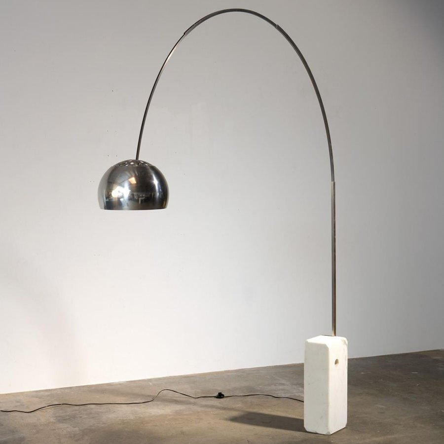 Arco Floor Lamp by Flos —  ECC