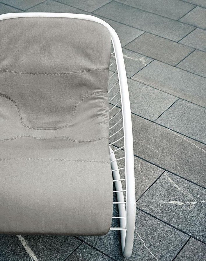 Cortina Armchair Outdoor by Minotti — | ECC