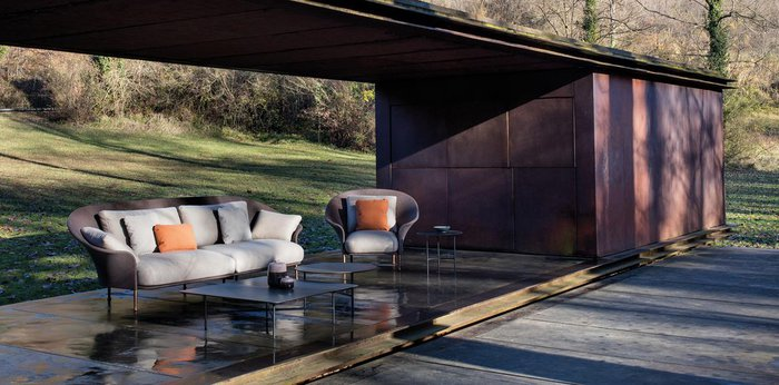 Expormim Outdoor designer furniture at ECC New Zealand